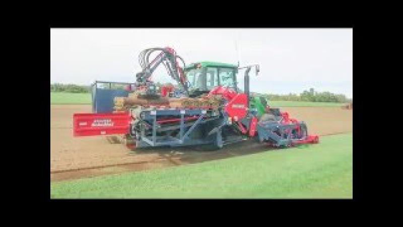 NEW Brouwer RoboMax John Deere Video 2016
