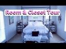 Room Closet Tour | Sydney Carlson
