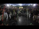 Mestre Esquilo's roda part 1. Capoeirasia 2016