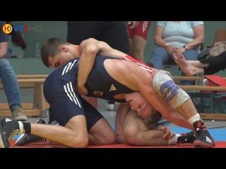 Ringen DRB U23 Kaderturnier 2015 (Freistil) - 66kg Pool B, R4