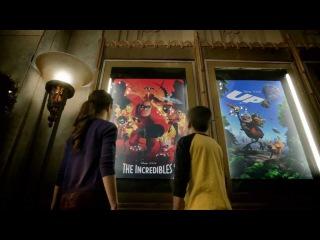 Kinect Rush: A Disney Pixar Adventure - Official Launch Trailer (HD)
