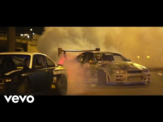 $UICIDEBOY$ - IM DONE. GTR and SILVIA Drift Showtime (LushynFilmmaking)