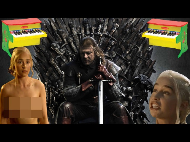 Ost Game of Thrones Piano Caver DeD Baraded