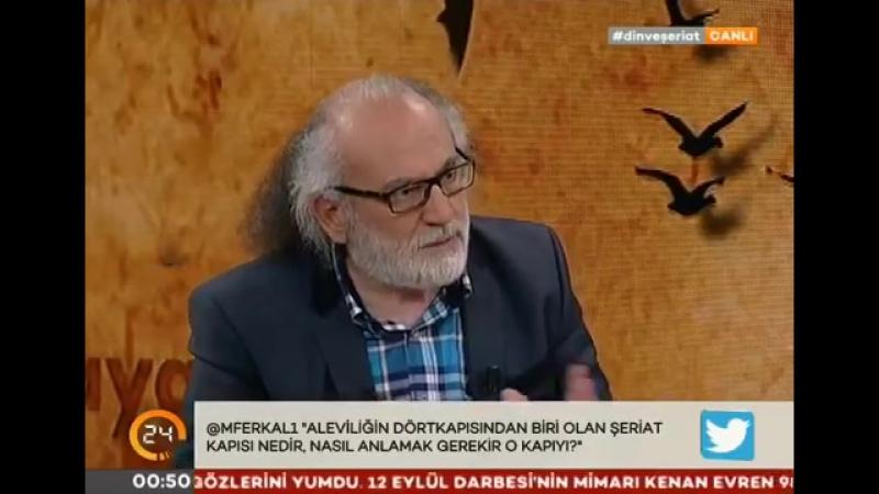 Sözden Öte 36. Bölüm - Din ve Şeriat _ İlhami Güler - 9 Mayıs 2015 - Mustafa Öztürk