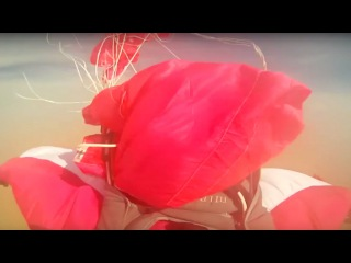 Friday Freakout: Parachute Sucked Into Wingsuit Burble