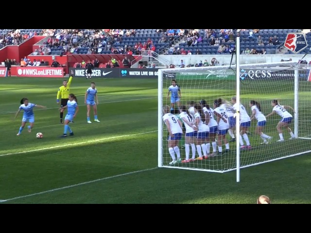 Highlights Rose Lavelle, Christen Press score as the Breakers and Red Stars tie 1-1