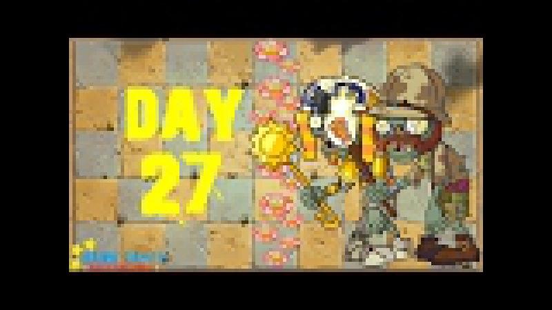 Plants vs. Zombies 2 - Ancient Egypt Day 27 » FreeWka - Смотреть онлайн в хорошем качестве