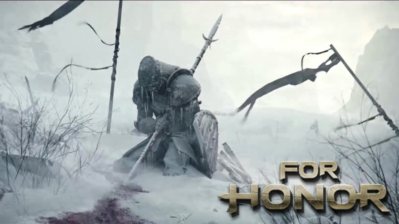 FOR HONOR Music Trailer Raphaelle Thibaut Thin Red Path