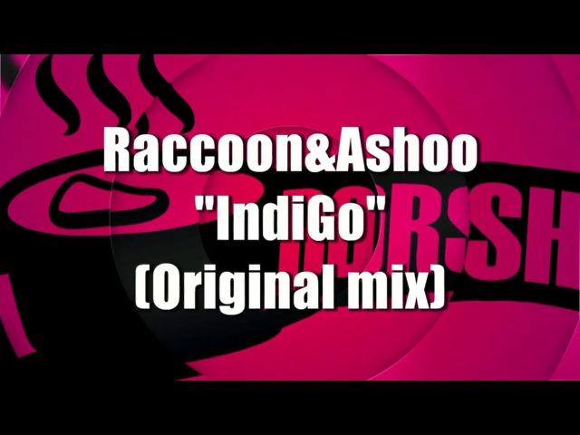 BOR0142 RaccoonAshoo - IndiGo (Original mix) [BORSH]