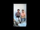 29 06 17 Gioami Korea Интервью Ким Сангюна и Пак Сону