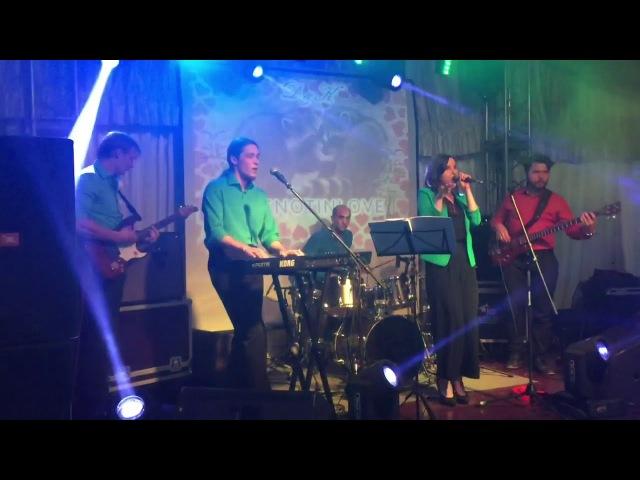 кавер группа WESST на свадьбу СПб Let's get loud cover 89111002719 Москва