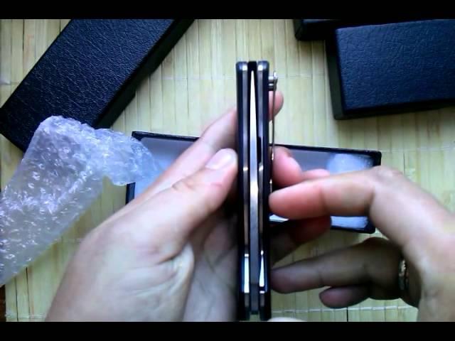 Нож Shirogorov f3 ,коэффициент качества. Китай.