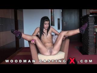 Woodman Casting Ebony
