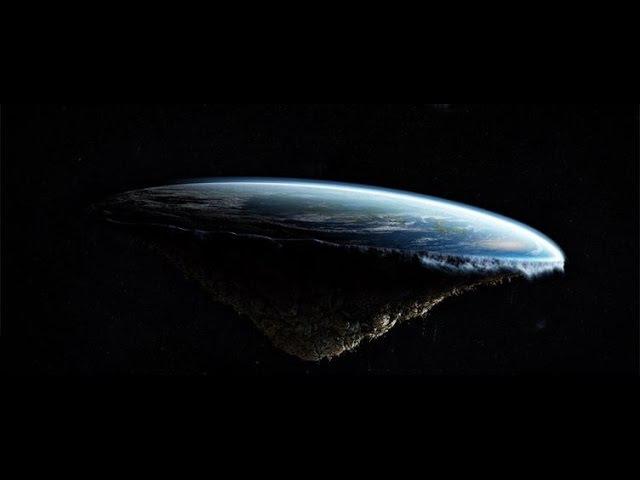 Плоская земля.Отрок Вячеслав. Земля не круглая