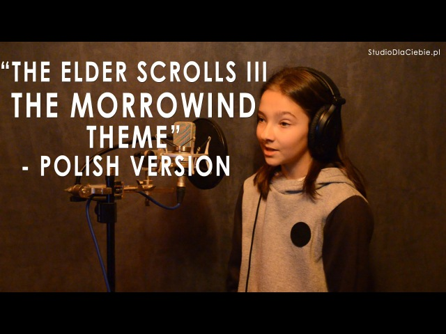 The Elder Scrolls III Morrowind Theme cover by Róża Galer