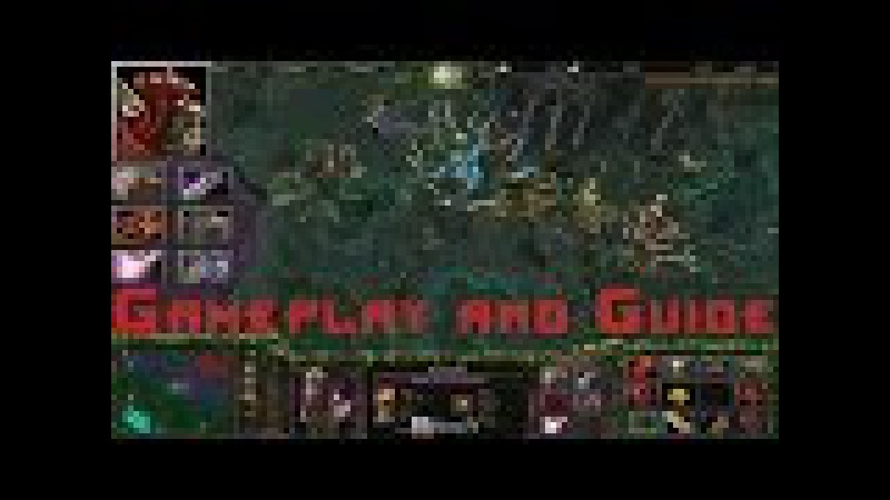 DotA 6.83d - Centaur Warchief Gameplay Guide!