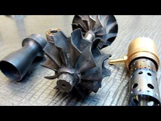 Планы по РЕАКТИВНЫМ двигателям чего ждать когда и как -  homemade jet engine