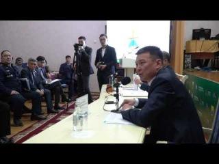На пос. Желаево тратится в 10 раз меньше средств чем на содержание местного акимата