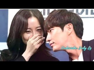 170719 Lee Joon Gi & Moon Chae Won At The Press Conference of tvN drama 'Criminal Minds'
