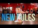 DUA LIPA - NEW RULES   Choreography by @NikaKljun