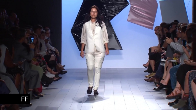 RISD ¦ Spring Summer 2018 Full Fashion Show ¦ Exclusive