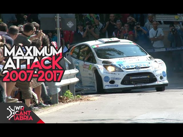 Maximum Attack The best of Rally WRCantabria 2007 2017