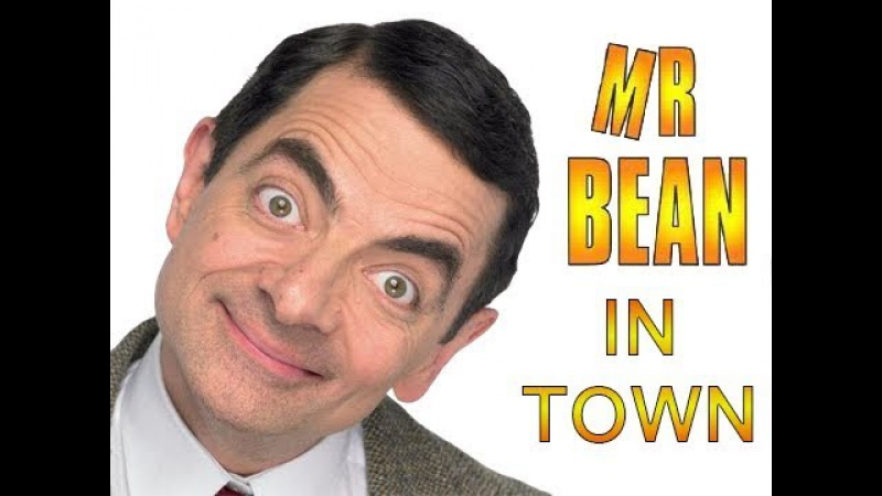 Learn English Through Story ★ Subtitles Mr Bean in Town elementery level