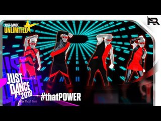 Just Dance Unlimited - #thatPOWER