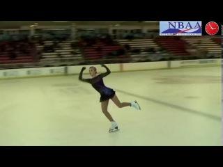 Алиса Федичкина, КП, Cup of Nice 2017