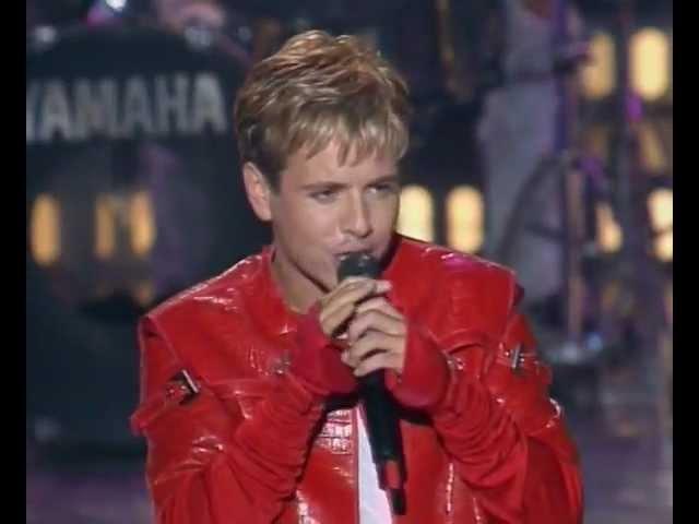 Андрей Губин Без тебя Песня года 2000