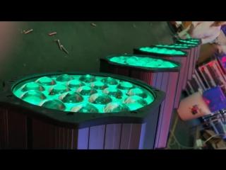 High-end LED ZOOM Beam Wash 19*12W PAR LIGHTING