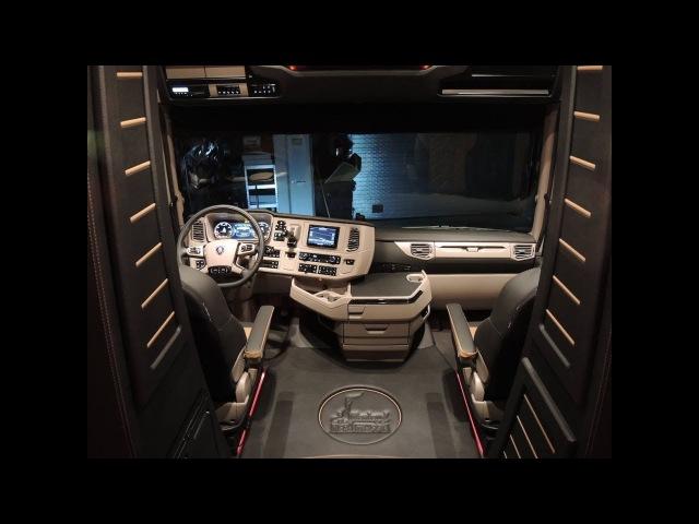 2019 LONGLINE Scania S 500 SXL Special Edition V8 Power Next Generation