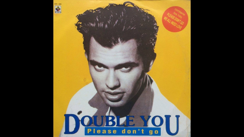 Double You Please Dont Go 1992