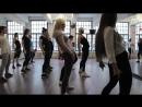 Занятия Reggaeton с Denys Cabrera школа танцев Держи Ритм