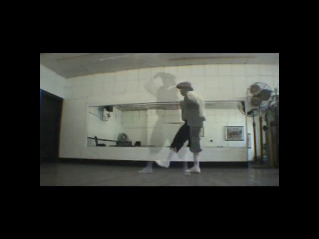 The Pimp Walk | Buddha Stretch Locking Vocabulary | ODT