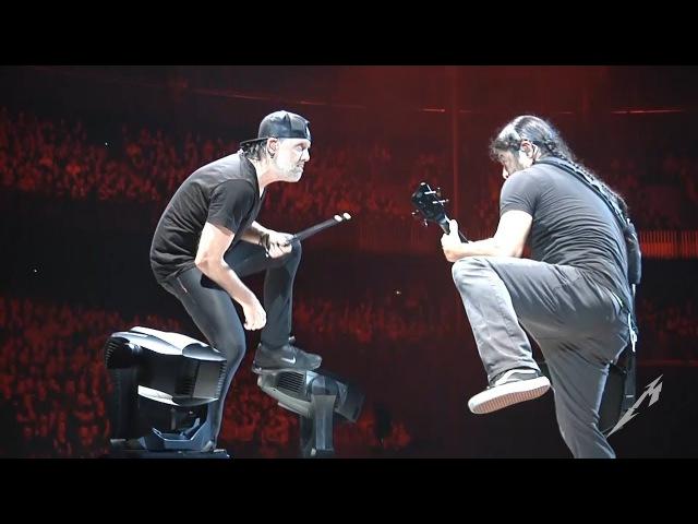 Metallica For Whom the Bell Tolls Antwerp Belgium November 3 2017