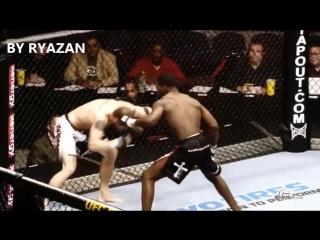 Anthony johnson vs. chad reiner файт fight бой