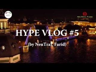 """HypeVLOG #5 - Как таджикские студенты ехали в Москву на """"Навруз"""" ЧАСТЬ 1."""