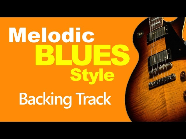 Melodic Blues JamTrack 58 Bpm C