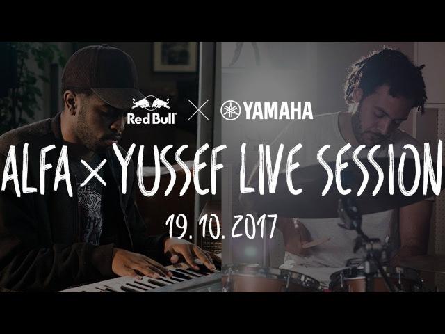 Alfa Mist x Yussef Dayes   FULL SESSION   Live @ Red Bull Studios