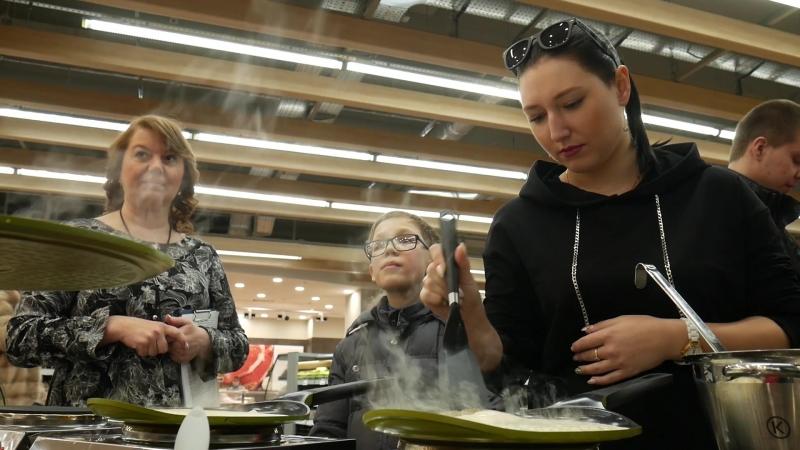 Каждая 25 домохозяйка в Перми готовит на Frybest