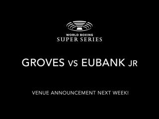 Промо джордж грувс крис юбенк / george groves vs chris eubank jr