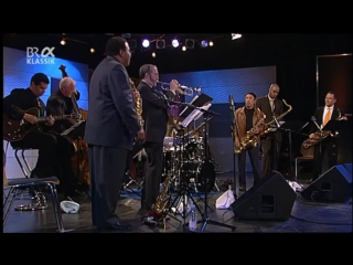 Ben Riley's Monk Legacy Septet feat. Johnny Griffin - Jazzwoche Burghausen