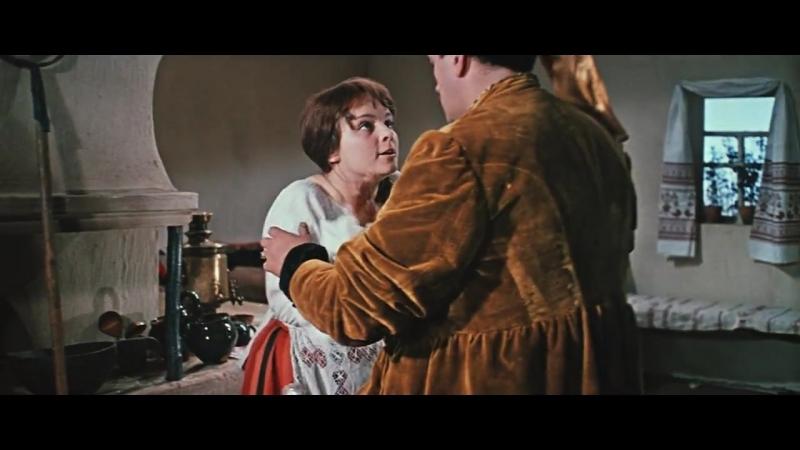 к-ф Свадьба в Малиновке 1967 - Михаил Водяной - На морском песочке я Марусю вс