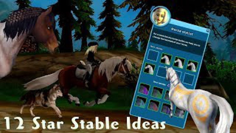 12 Star Stable Ideas    JSV Productions