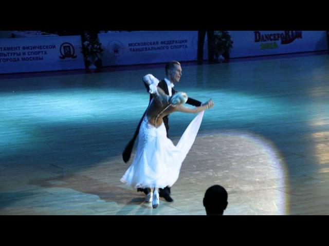 Артем Терехов - Анна Асеева, Медленный вальс, Танцфорум - 2016