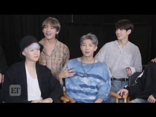[video] #btsxet @bts_twt is extremely close, but there is one thing that gets on their nerves...
