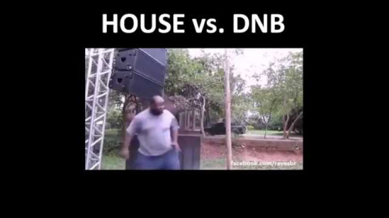 House vs Dnb