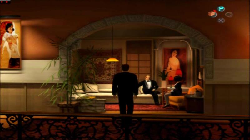 Largo Winch: Empire Under Threat[ PCSX.2- HD.720.p