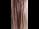 Волосы после кератинового выпремления